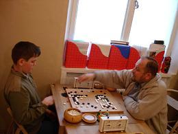 Кашаев- Громовой 1-ая партия Финала Чемпионата Москвы
