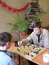 детский го-турнир