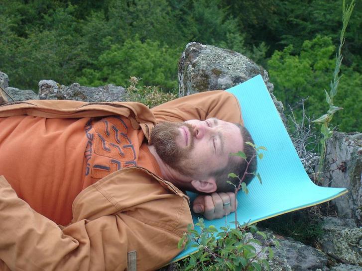 Игорь Гришин, горный поход Восхождения 2006 года