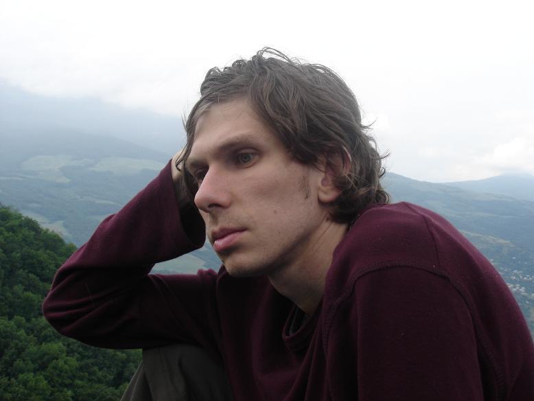 Михаил Саянов, горный поход Восхождения 2006 года