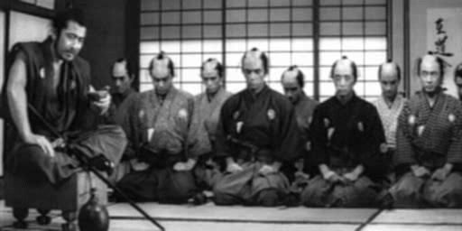 Дзен, демонстрация, грубость нравов или что-то другое? Спящий самурай.br / Акира Куросава. Цубаки Сандзюро. Отважный телохранитель.